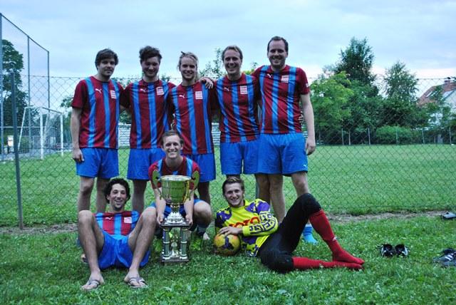 Gewinner des SH Graz Fußballturnier 2015 - Alpenseleção
